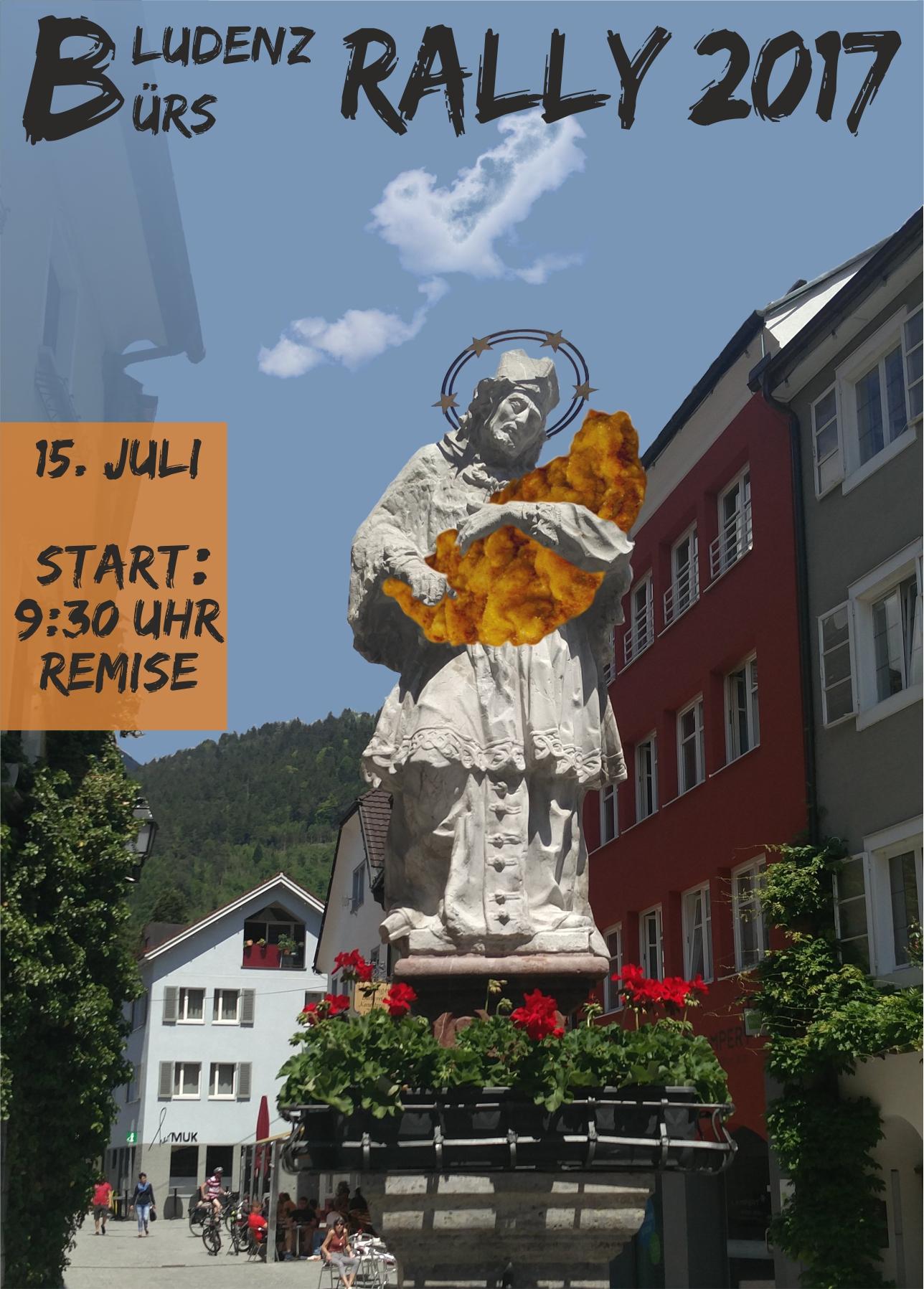 Bludenz-Bürs Rally